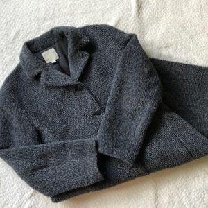 Lambswool and Alpaca Coat